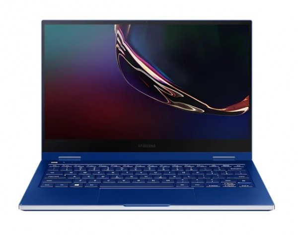 "NOTEBOOK SAMSUNG GALAXY BOOK FLEX NP930QCG K01IT 13.3"" TOUCH SCREEN INTEL CORE I5 1035G4 3.70 GHZ 12 GB LPDDR4x 512 GB NVMe SSD INTEL IRIS PULS GRAPHICS WEBCAM S PEN WINDOWS 10 HOME REFURBISHED ROYAL BLUE"