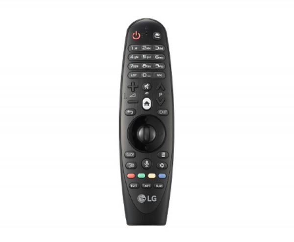 TELECOMANDO ORIGINALE LG PUNTATORE E STANDARD SMART TV 2015 AN-MR600 MAGIC REMOTE REFURBISHED NERO