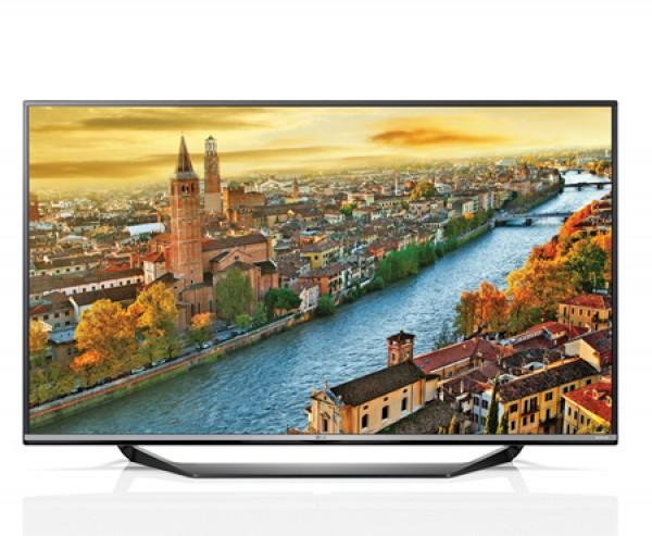 """TV LG 40"""" 40UF770V / 40UF7767 4K ULTRA HD SMART WIFI USB REFURBISHED HDMI"""