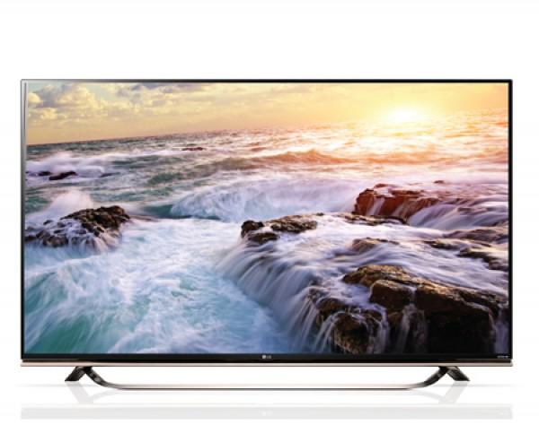 """TV LG 55"""" 55UF860V 4K SUPER ULTRA HD SMART 3D WIFI BLUETOOTH USB REFURBISHED HDMI"""