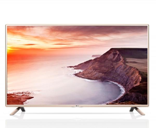 "TV LG 50"" 50LF561V LED FULL HD 300 PMI DOLBY DIGITAL PLUS USB HDMI SCART REFURBISHED GOLD"