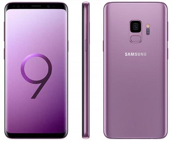 "SMARTPHONE SAMSUNG GALAXY S9 SM G960F DUAL SIM 64 GB 4G LTE WIFI 12 MP OCTA CORE 5.8"" QUAD HD+ SUPER AMOLED REFURBISHED LILAC PURPLE"