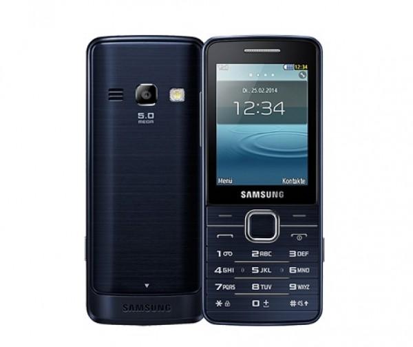 "SMARTPHONE SAMSUNG GT S5610 / GT S5611 2,4"" 5 MP 3G UMTS BLUETOOTH CON TASTIERINO REFURBISHED BLU"