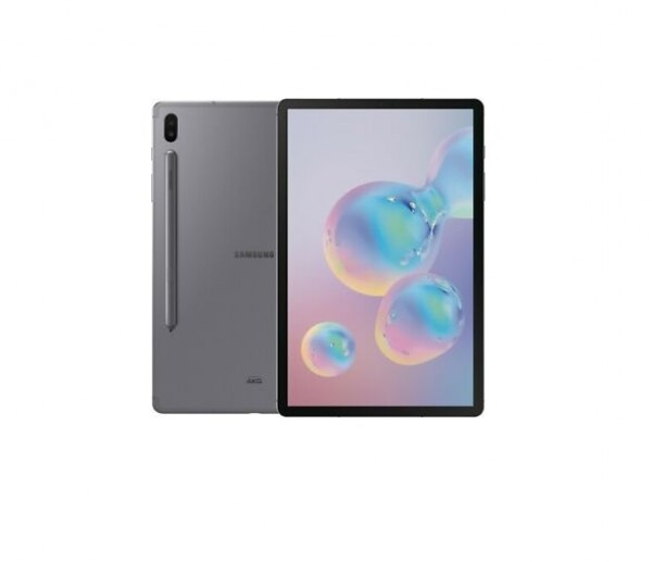 "TABLET SAMSUNG GALAXY TAB S6 SM T865 10.5"" SUPER AMOLED 128 GB ROM 6 GB RAM OCTA CORE 4G LTE WIFI BLUETOOTH 13 + 5 MP ANDROID REFURBISHED MOUNTAIN GRAY / GRIGIO"
