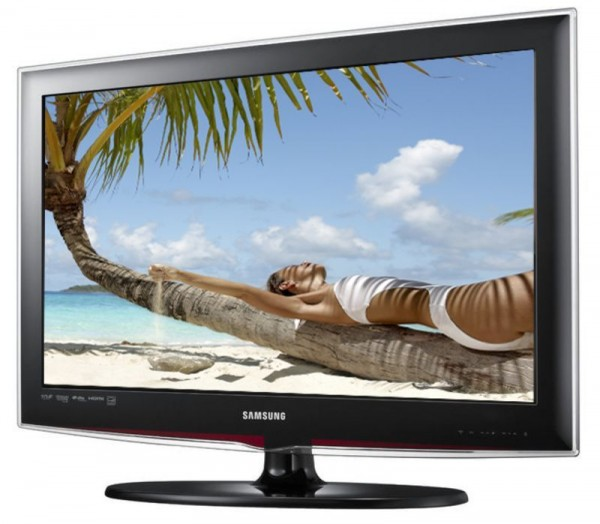 "TV 32"" SAMSUNG LE32D400 LCD HD READY 50 HZ DOLBY DIGITAL PLUS HDMI USB VGA SCART REFURBISHED DVB-T"