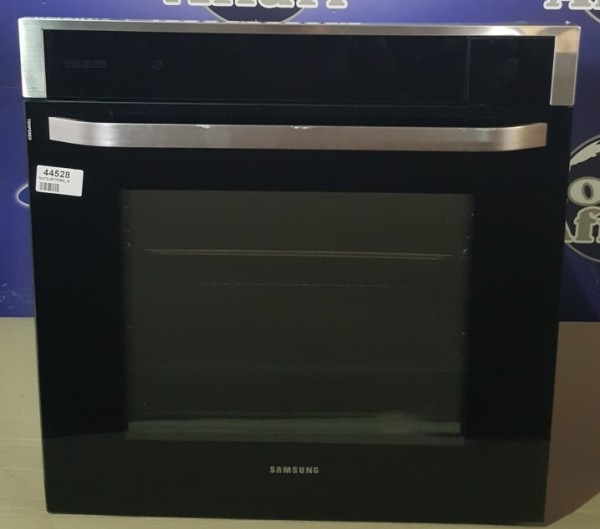 FORNO SAMSUNG AD INCASSO NV73J9770RS GOURMET VAPOUR COOK SERIE DEFENSE 60 CM 73 L WIFI DISPLAY LCD INOX / NERO REFURBISHED CLASSE A+