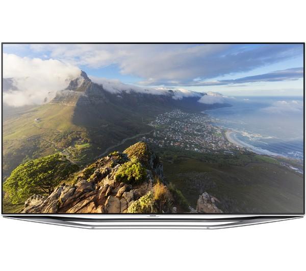 "TV 40"" SAMSUNG UE40H7000 SERIE 7 LED FULL HD 3D SMART WIFI 600 HZ USB HDMI REFURBISHED SCART"