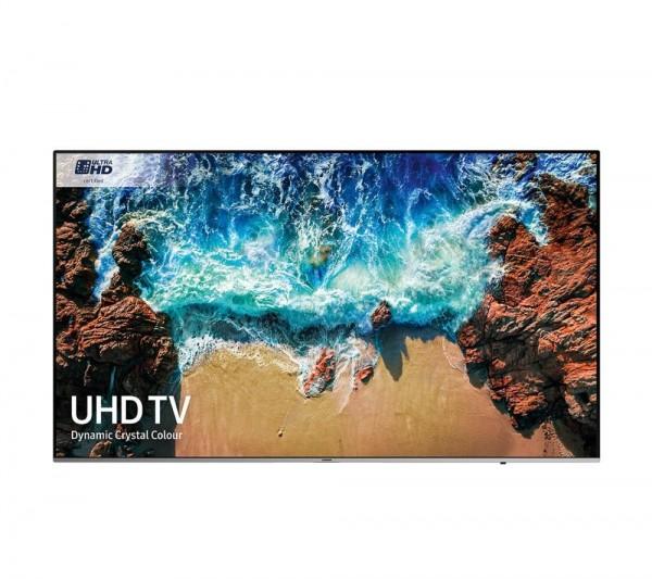 "TV 75"" SAMSUNG UE75NU8000 LED SERIE 8 4K ULTRA HD SMART WIFI 2500 PQI HDMI USB REFURBISHED SENZA BASE CON STAFFA A MURO"