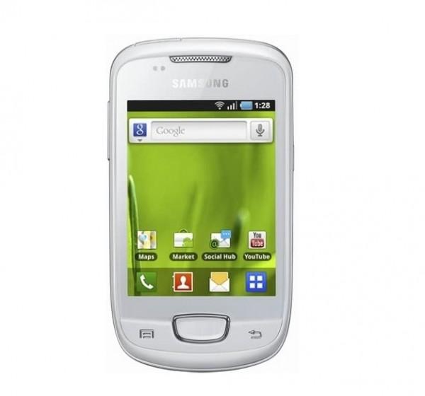 "SMARTPHONE SAMSUNG GALAXY MINI GT S5570 3.14"" 512 MB 3.1 MP 3G WIFI BLUETOOTH ANDROID REFURBISHED BIANCO"