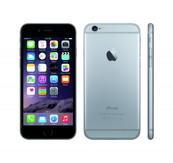SMARTPHONE APPLE IPHONE 6 16 Gb 4G LTE CHIP A8 TOUCH ID IOS 8 8 Mpx FOCUS PIXEL REFURBISHED SPACE GREY