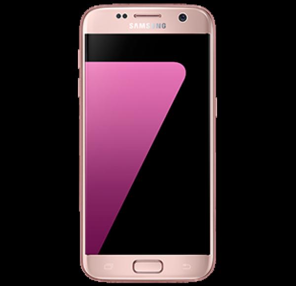 "SMARTPHONE SAMSUNG GALAXY S7 SM G930F 32GB OCTA CORE 5.1"" SUPER AMOLED DUAL PIXEL 12 MP 4G LTE REFURBISHED PINK GOLD"