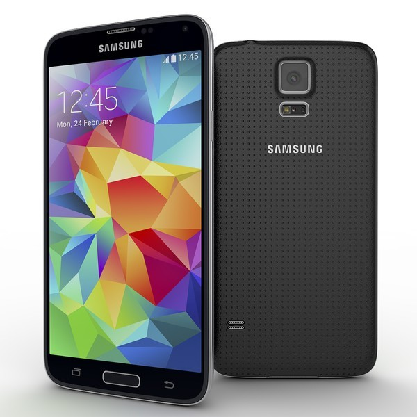 SMARTPHONE SAMSUNG GALAXY S5 SM G900F 16 GB 4G LTE WIFI 16 MPX QUAD CORE SUPER AMOLED REFURBISHED NERO