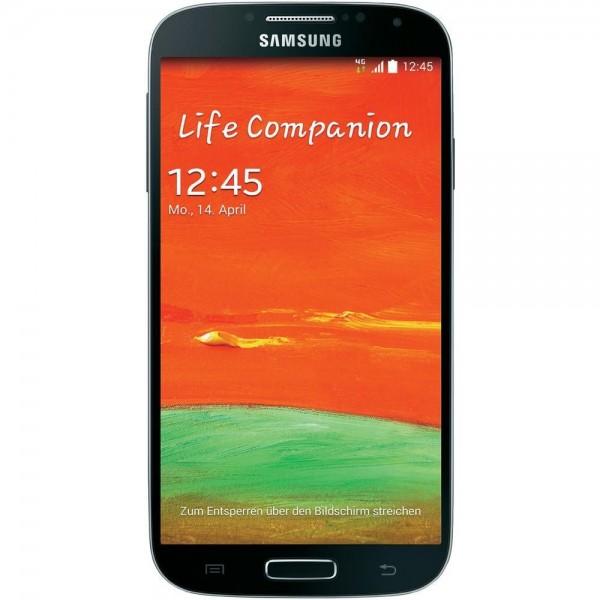 "SMARTPHONE SAMSUNG GALAXY S4 GT I9515 VALUE EDITION 5"" 16 GB QUAD CORE 4G LTE WIFI 13 MP ANDROID REFURBISHED NERO"