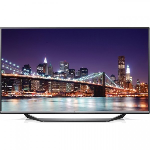 "TV LG 55"" 55UF770V / 55UF776V 4K ULTRA HD SMART WI-FI 1500 PMI DOLBY DIGITAL PLUS USB REFURBISHED HDMI"