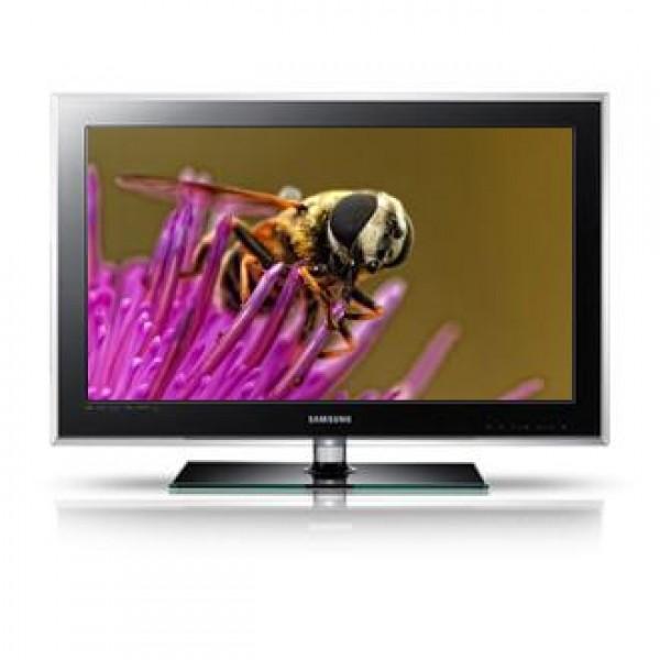 "TV 46"" SAMSUNG LE46D550 LCD SERIE 550 FULL HD 50 HZ DOLBY DIGITAL PLUS HDMI USB SCART REFURBISHED VGA"