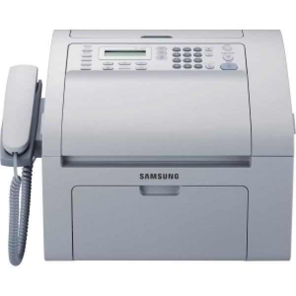 STAMPANTE MULTIFUNZIONE SAMSUNG SF 765P LASER MONOCROMATICA FOTOCOPIATRICE FAX SCANNER A4 / A5 433 MHZ DISPLAY LCD REFURBISHED USB