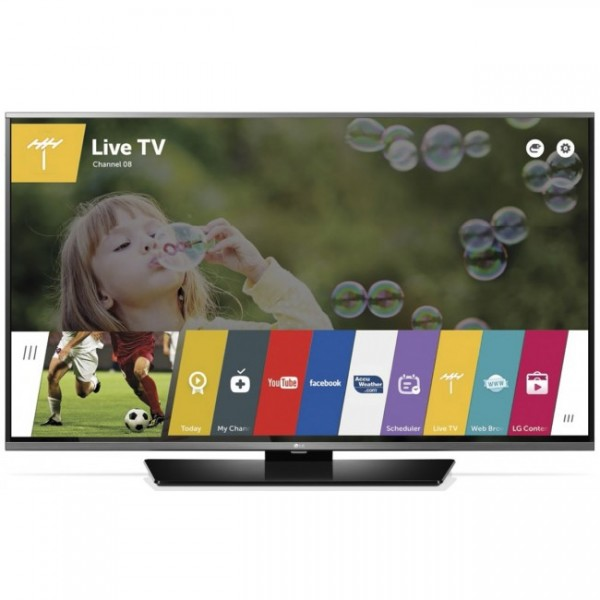 "TV LG 40"" 40LF630V LED FULL HD SMART WIFI 450 HZ DOLBY DIGITAL PLUS USB HDMI SCART BLUETOOTH REFURBISHED CLASSE A+"