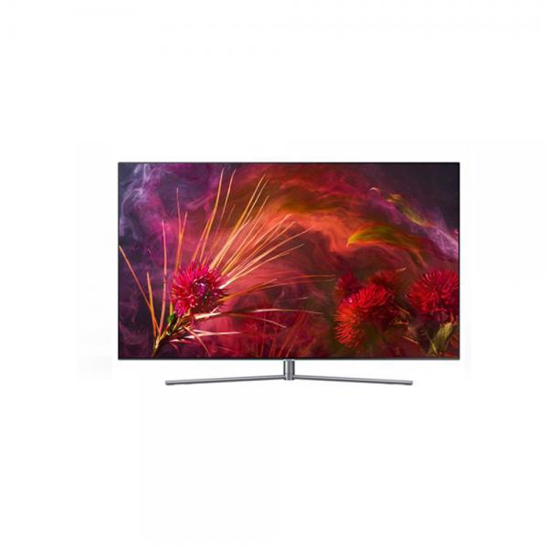 """TV 65"""" SAMSUNG QE65Q8FNAT QLED SERIE 8 Q8FN 2018 4K UHD SMART WIFI 3200 PQI USB HDMI SILVER / INOX"""