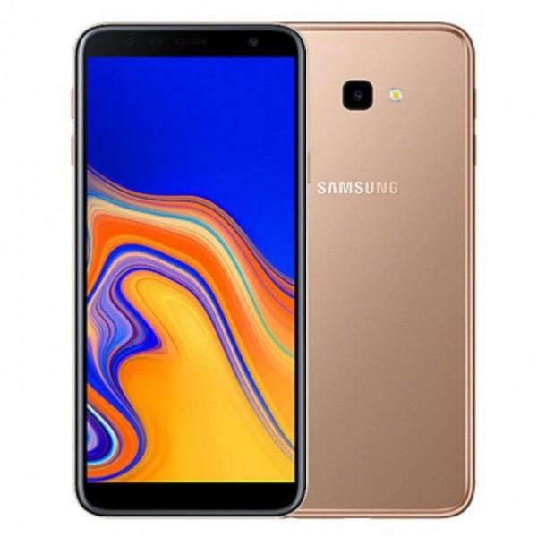 "SMARTPHONE SAMSUNG GALAXY J4 PLUS SM J415F 32 GB QUAD CORE 6"" 13 MP 4G LTE WIFI BLUETOOTH ANDROID REFURBISHED GOLD"