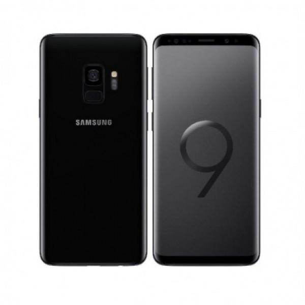 "SMARTPHONE SAMSUNG GALAXY S9 SM G960F 64 GB 4G LTE WIFI 12 MP OCTA CORE 5.8"" QUAD HD+ SUPER AMOLED REFURBISHED MIDNIGHT BLACK"