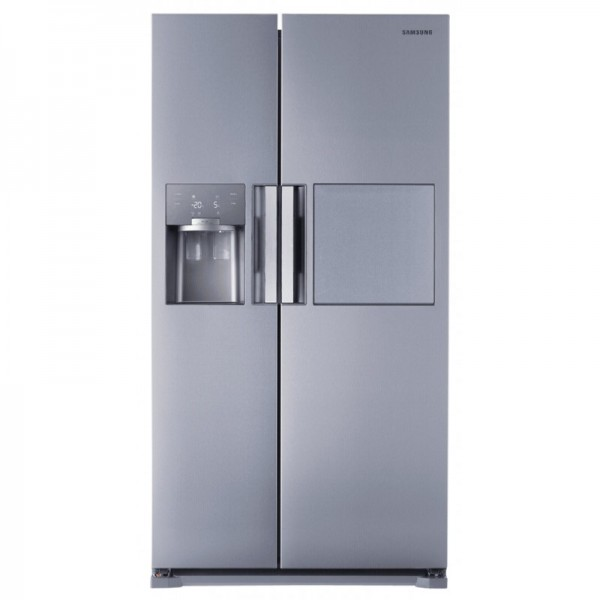 FRIGORIFERO SAMSUNG SIDE BY SIDE RS7G78FHCSL / RS7778FHCSR RS5500 INOX 543 L NO FROST DIGITAL INVERTER DISPENSER ACQUA E GHIACCIO REFURBISHED CLASSE A++