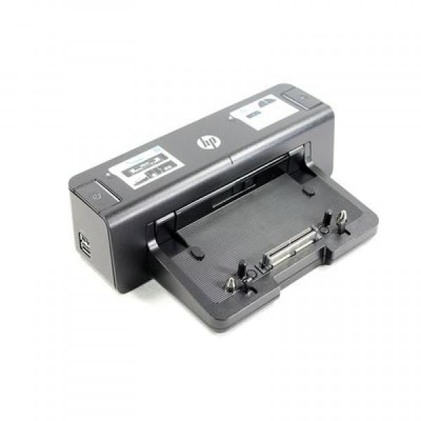 DOCKING STATION HP A7E33AV PER NOTEBOOK 90W / 4x USB / 1 PORTA DVI / 1 PORTA VGA REFURBISHED NERO