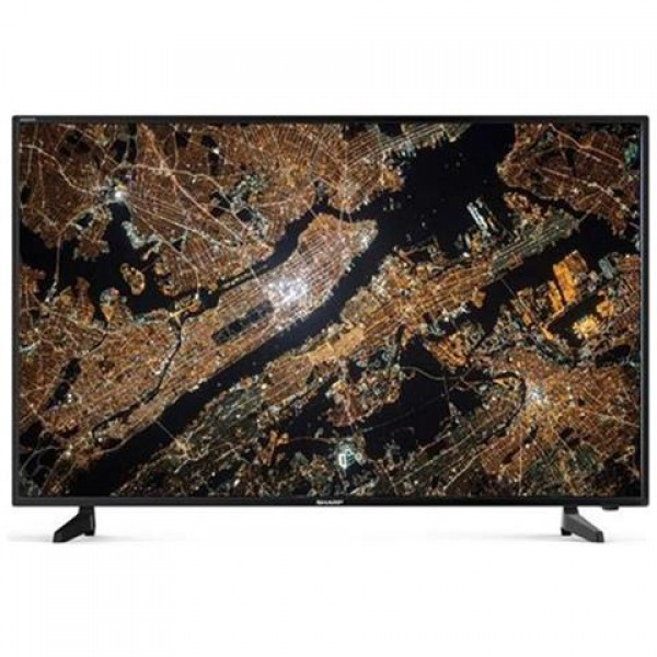 "TV 40"" SHARP LC40FI5242E LED FULL HD 200 HZ SMART WIFI HDMI USB 24 MESI GARANZIA UFFICIALE SHARP ITALIA"