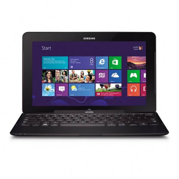 """TABLET PC SAMSUNG ATIV PRO SERIE 7 XE700T1C A04PL LED 11.6"""" FULL HD TOUCH INTEL CORE I5 1,70 GHZ RAM 4 GB HDD 128 GB REFURBISHED WINDOWS 8"""