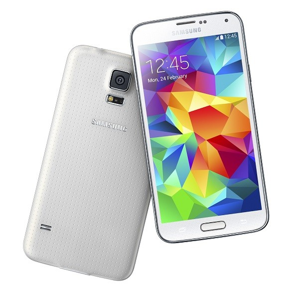 SMARTPHONE SAMSUNG GALAXY S5 SM G900F 16 GB 4G LTE WIFI 16 MPX QUAD CORE SUPER AMOLED REFURBISHED BIANCO