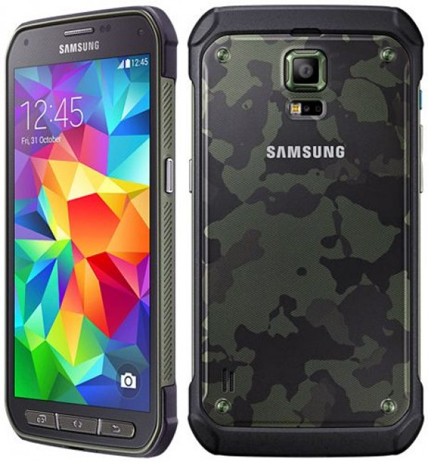 "SMARTPHONE SAMSUNG GALAXY S5 ACTIVE SM G870F 16 GB 4G LTE WIFI BLUETOOTH 5.1"" SUPER AMOLED 16 MP ADROID REFURBISHED VERDE"