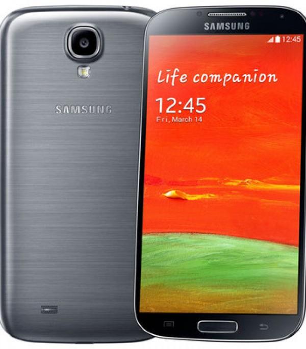 SMARTPHONE SAMSUNG GALAXY S4 GT I9506 SILVER 4G LTE WIFI QUAD CORE 13 MP FULL HD SUPER AMOLED 16 GB REFURBISHED GPS