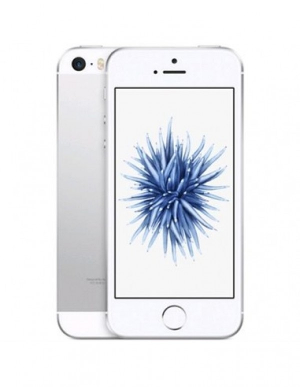 """SMARTPHONE APPLE IPHONE SE 16 GB 4"""" 4G LTE CHIP A9 DUAL CORE 12 MP REFURBISHED ARGENTO"""