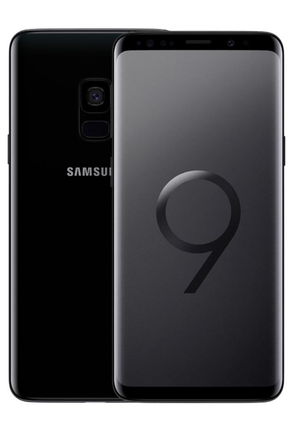 "SMARTPHONE SAMSUNG GALAXY S9 SM G960F DUAL SIM 256 GB 4G LTE WIFI 12 MP OCTA CORE 5.8"" QUAD HD+ SUPER AMOLED REFURBISHED MIDNIGHT BLACK"