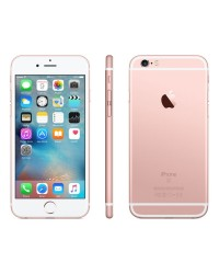 SMARTPHONE APPLE IPHONE 6S A1688 64 GB 4G LTE CHIP A9 TOUCH ID IOS 9 12 MP FOCUS PIXEL REFURBISHED ROSE GOLD