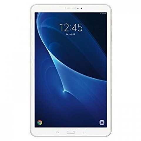 """TABLET SAMSUNG TAB A SM T580 10.1"""" 32 GB OCTA CORE WIFI BLUETOOTH 8 MP ANDROID REFURBISHED BIANCO"""