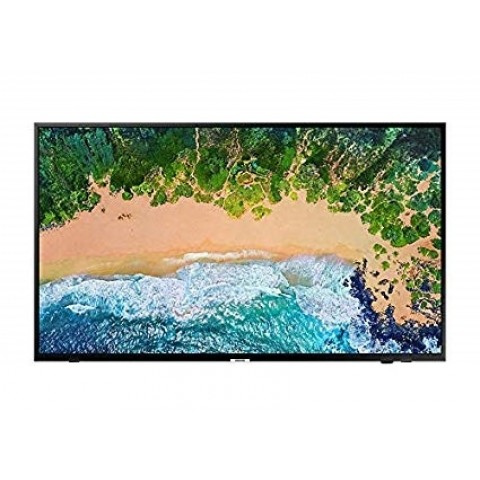 "TV 50"" SAMSUNG UE50NU7090 LED SERIE 7 4K ULTRA HD SMART WIFI 1300 PQI HDMI USB REFURBISHED SENZA BASE CON STAFFA A MURO"