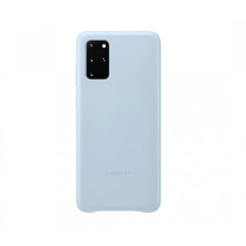 GALAXY S20 PLUS LEATHER COVER PER CELLULARE EF-VG985LAEGEU REFURBISHED BLUE CORAL