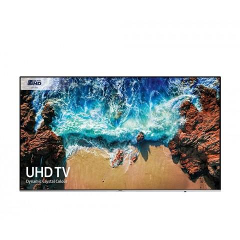 "TV 65"" SAMSUNG UE65NU8000 LED SERIE 8 4K ULTRA HD SMART WIFI 2500 PQI HDMI USB REFURBISHED SENZA BASE CON STAFFA A MURO"