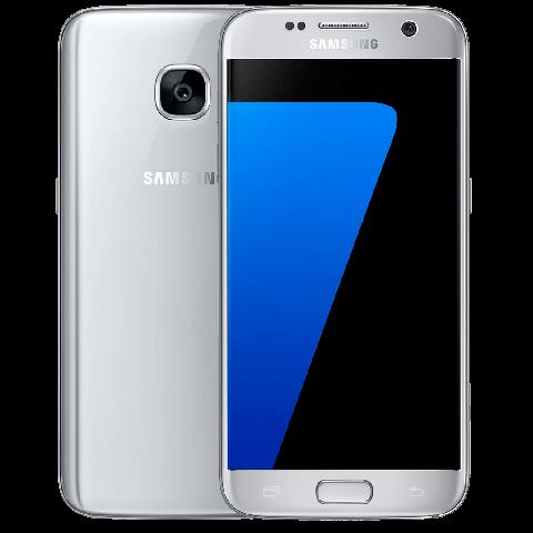 "SMARTPHONE SAMSUNG GALAXY S7 SM G930F 32GB OCTA CORE 5.1"" SUPER AMOLED DUAL PIXEL 12 MP 4G LTE REFURBISHED SILVER TITANIUM"