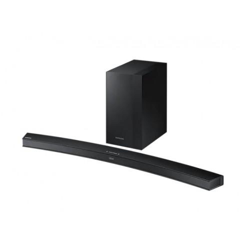SOUNDBAR SAMSUNG HW M4500 WIRELESS 2.1 CANALI 260 W 6 ALTOPARLANTI 3D VIDEO PASS USB HOST BLUETOOTH REFURBISHED NERO