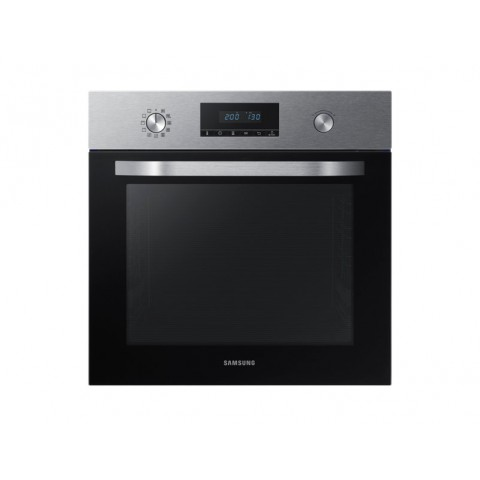 FORNO MULTIFUNZIONE SAMSUNG AD INCASSO NV70K2340RS SERIE AVANT 60 CM 70 L DOPPIA VENTOLA DISPLAY LED INOX REFURBISHED CLASSE A