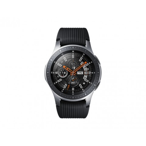 "SMARTWATCH SAMSUNG GALAXY WATCH 46 MM SM R800 1.3"" SUPER AMOLED 4 GB DUAL CORE WIFI NFC BLUETOOTH REFURBISHED ARGENTO"