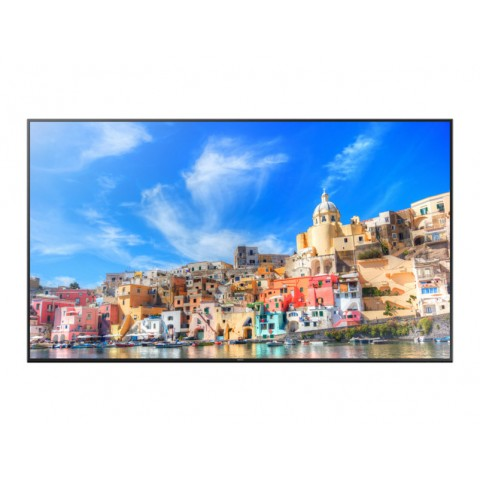 "MONITOR / DISPLAY PROFESSIONALE 85"" SAMSUNG LH85QMDPLGC SERIE QMD SMART SIGNAGE FULL HD ALTOPARLANTI INTEGRATI HDMI"