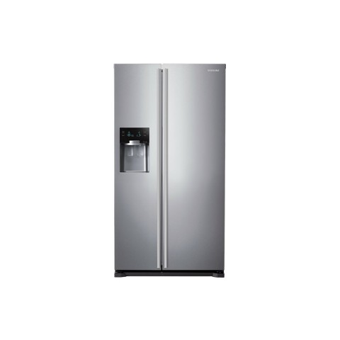 FRIGORIFERO SAMSUNG SIDE BY SIDE HM12 RS7547BHCSP INOX 90 CM 537 L NO FROST PREMIUM DISPENSER DISPLAY LED REFURBISHED CLASSE A+