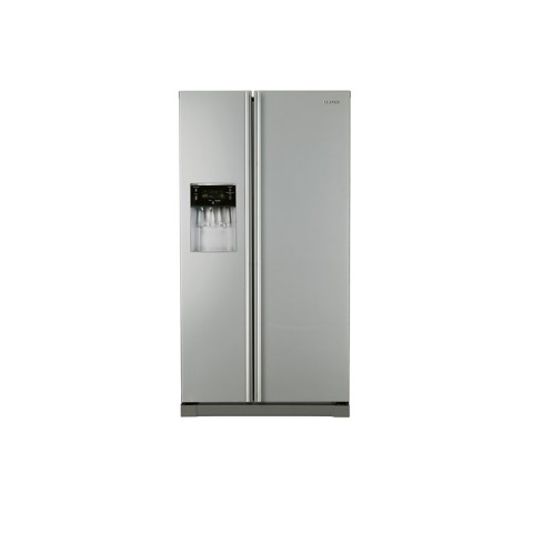 FRIGORIFERO SAMSUNG SIDE BY SIDE RSA1UTMG 501 L SILVER NO FROST PREMIUM DISPENSER DISPLAY LED REFURBISHED CLASSE A+