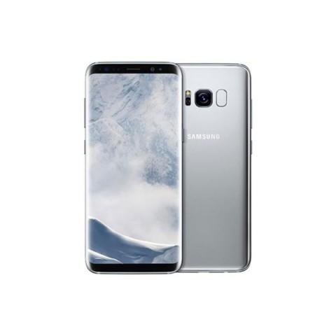 "SMARTPHONE SAMSUNG GALAXY S8 PLUS SM G955F 64 GB 4G LTE WIFI 12 MP DUAL PIXEL OCTA CORE 6.2"" QUAD HD+ SUPER AMOLED REFURBISHED ARTIC SILVER"