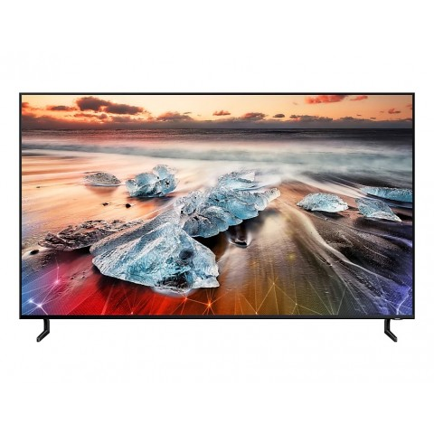 "TV 75"" SAMSUNG QE75Q950RBT QLED Q950R 2019 8K ULTRA HD SMART WIFI 4300 PQI USB REFURBISHED HDMI"