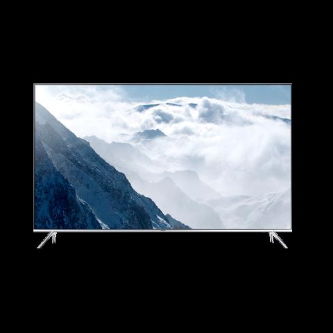 "TV 55"" SAMSUNG UE55KS7000 LED SERIE 7 SUHD 4K SMART WIFI 2100 PQI HDMI USB SILVER CLASSE A+"