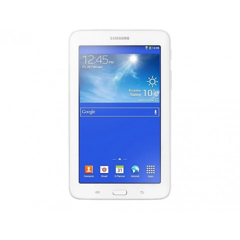 "TABLET 7"" SAMSUNG GALAXY TAB 3 LITE SM T110 8 GB DUAL CORE WIFI REFURBISHED BIANCO"