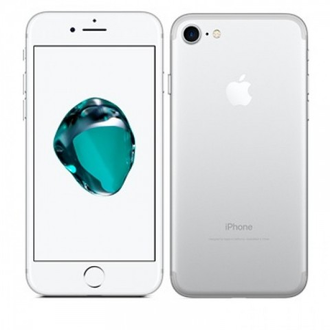 SMARTPHONE APPLE IPHONE 7 32 GB 4G LTE CHIP A10 TOUCH ID IOS 10 12 MP REFURBISHED SILVER